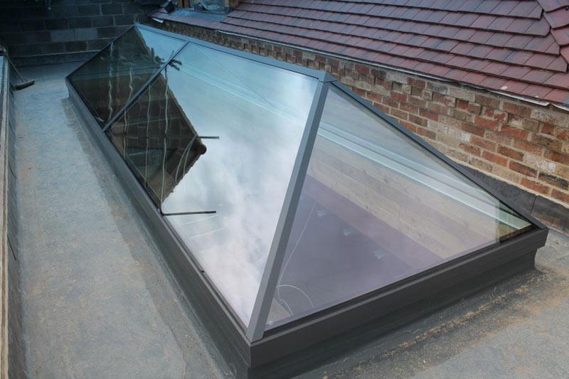 Klarheit Alumium Rooflights In Nottingham